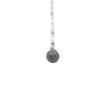 KAR-BN - Teardrop Diamond Beaded Lauriat
