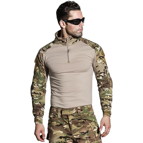 Camouflage Suit Hunting Clothes - The Rugged Few