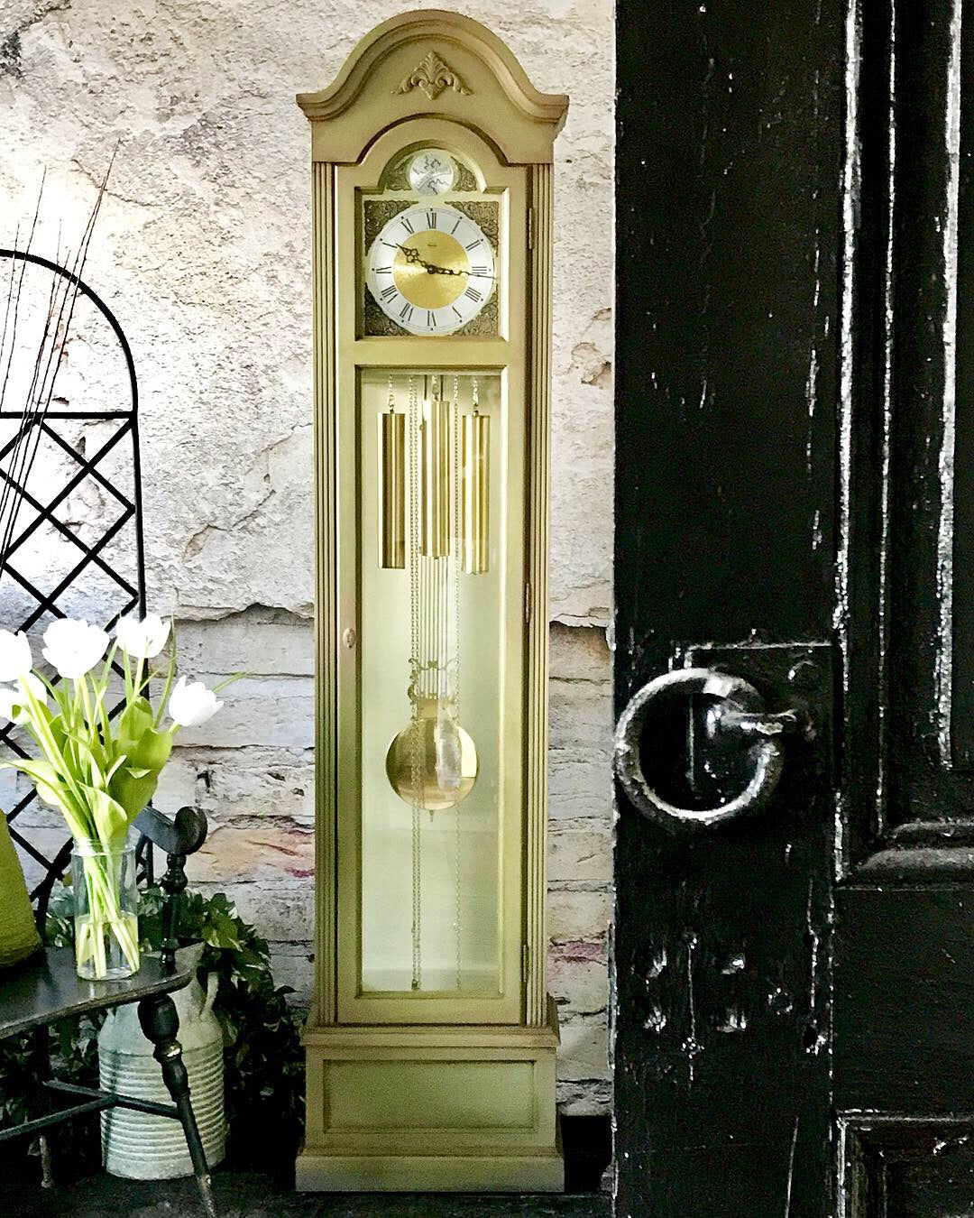 Reclaimed Heirloom's: Big Ben Grandfather Clock