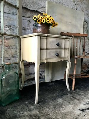 Reclaimed Heirloom's: Buttercup End Table