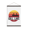 Gull Lake // Canvas Print