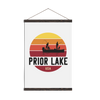 Prior Lake // Canvas Print