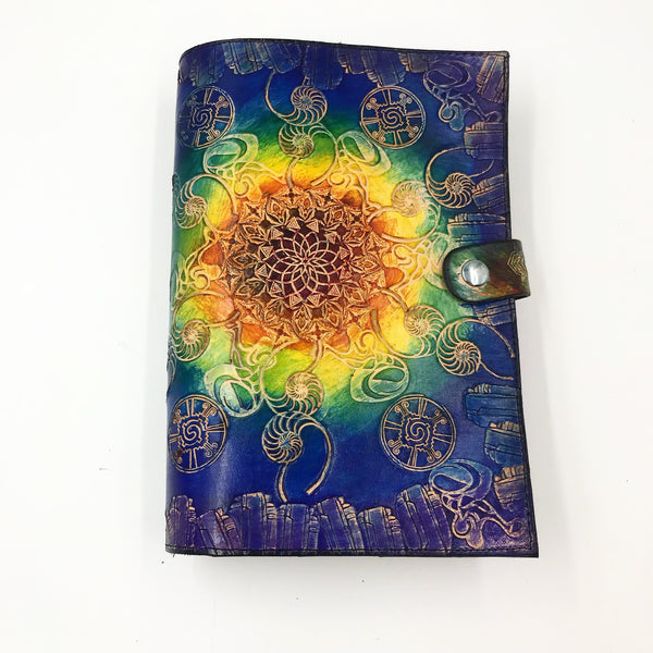 Stamped Leather Journal- Miscellaneous Music