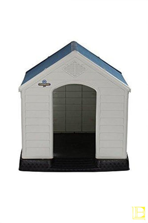 Confidence Pet Waterproof Plastic Dog Kennel Outdoor Winter House