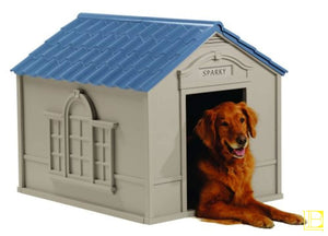 Durable Outdoor Dog House