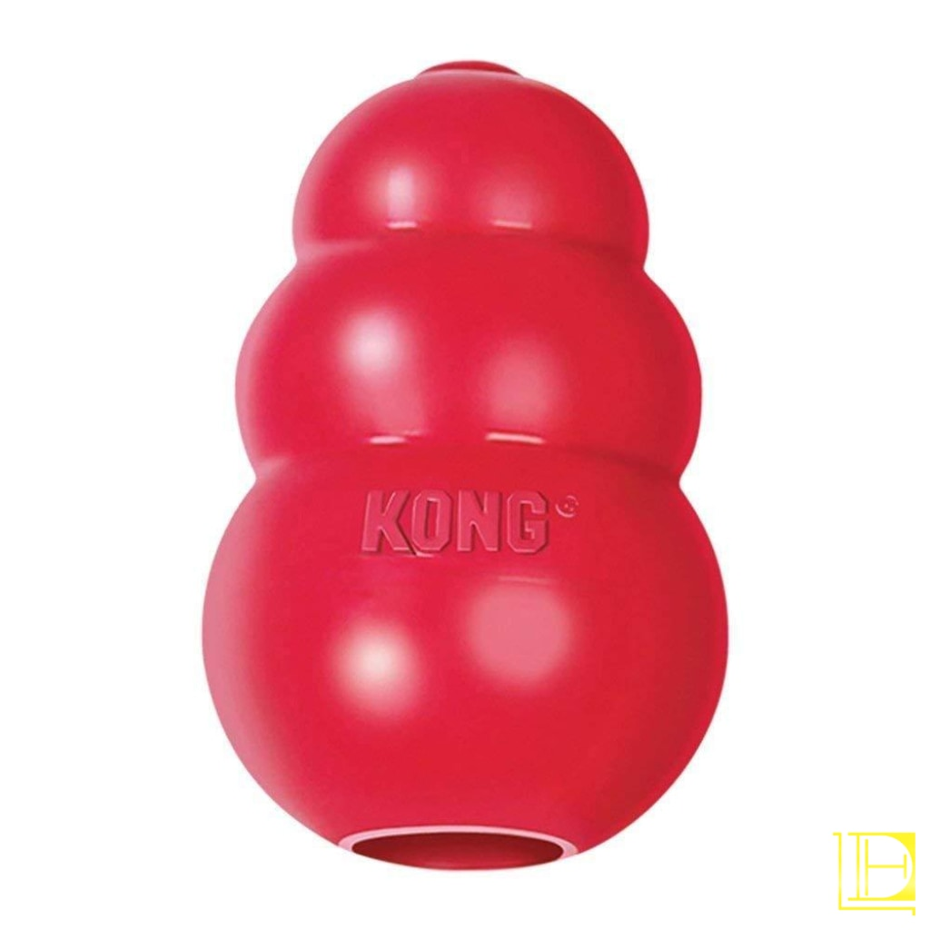 Kong Classic Dog Toy Large - 2 Pack