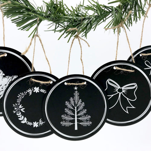 Symbols of Christmas Ornament Gift Set
