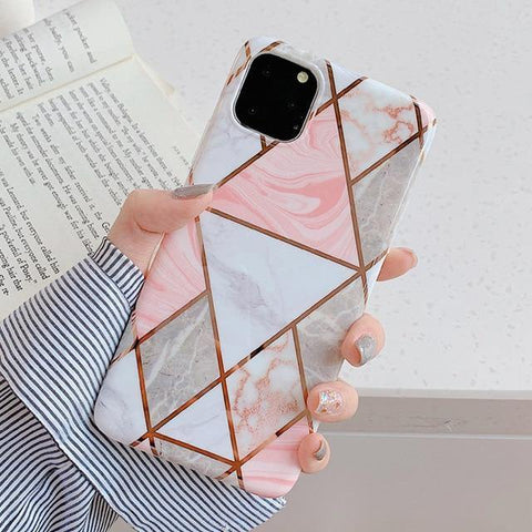 Sandy Geomea Case for iPhone