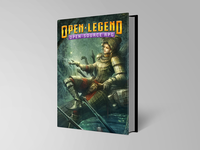 Open Legend Core Rule Book + PDF bundle