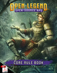 Open Legend Core Rule Book PDF