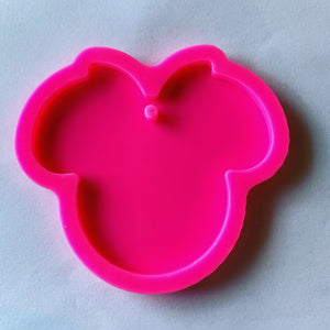 Girl Mouse Mold