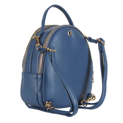 Belle Blue Backpack