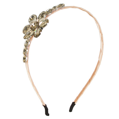 Handmade Diamanté Studded HairBand