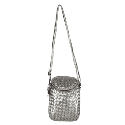 MELINA METALLIC SLING BAG