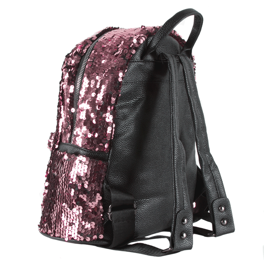 Sparkly Sequin Unicorn Backpack.
