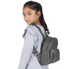 Gloria Grey Backpack