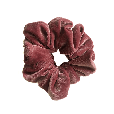 2 PACK VELVET SCRUNCHIES