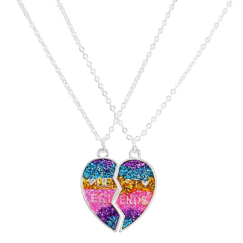 Adkidz BFF Heart Shaped Locket with Chain