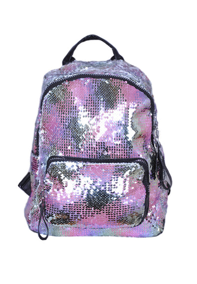 Sparkly Sequin Backpack
