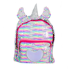 ADKIDZ Unicorn Reversible Sequin Backpack