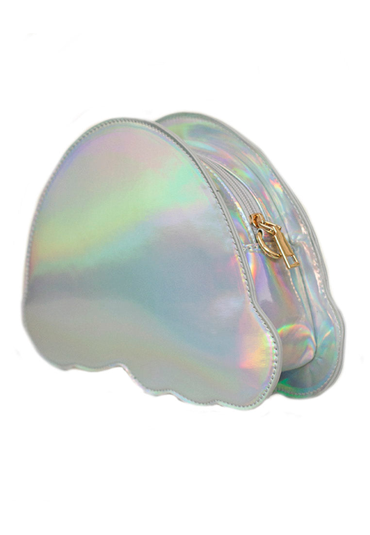 Adkidz Holographic Rainbow Crossbody bag