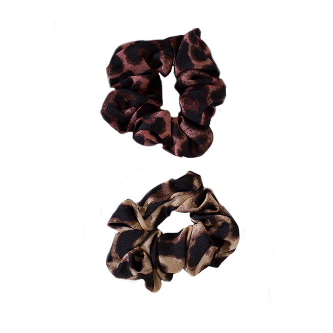 Adkidz 2 pack Animal Print Scrunchies