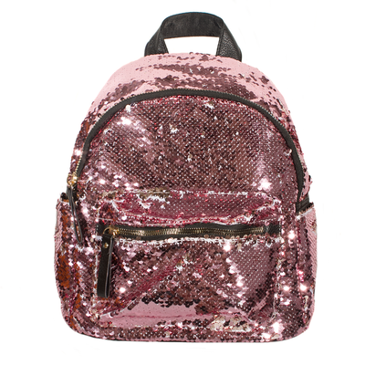 Sparkly Reversible Sequin Backpack