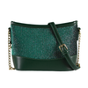 Velveteen Cross Body Bag