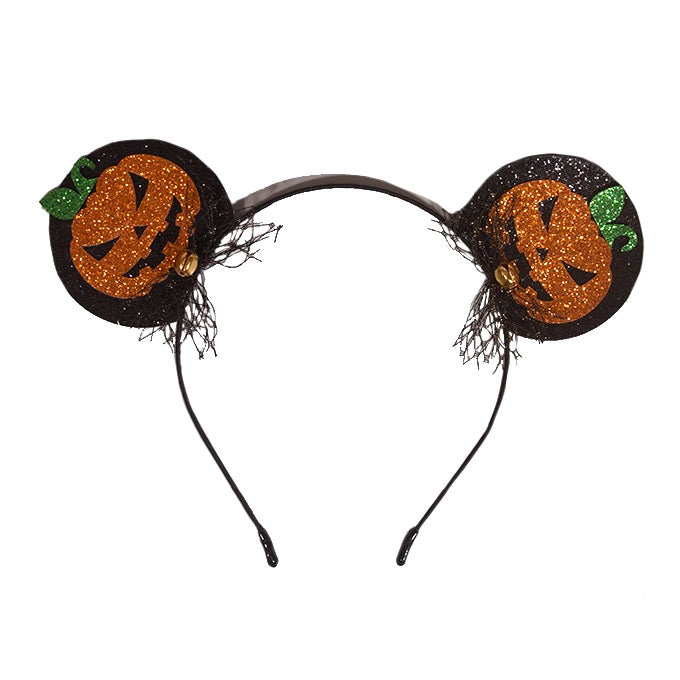 Halloween Pumpkin Hairband