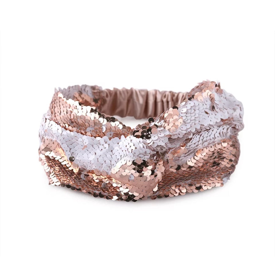Adkidz Reversible Sequin Headband