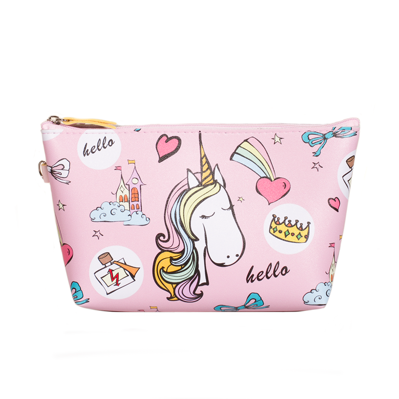 Adkidz Unicorn Printed Pencil Pouch