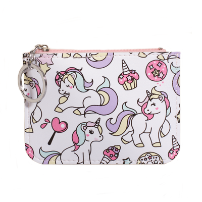 Adkidz Unicorn Coin and Card Wallet