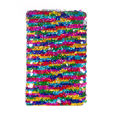 ADKIDZ mini Reversible Sequin Notebook