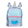 ADKIDZ Reversible Sequin with Unicorn Horns Backpack