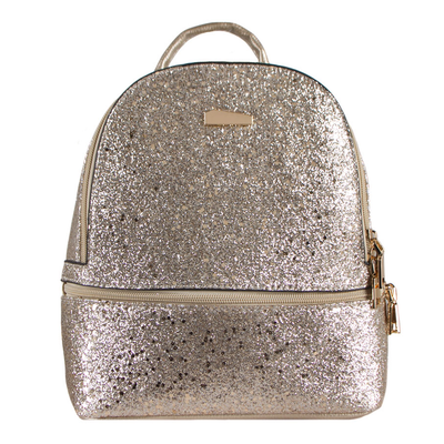 Sparkly Gold BackPack