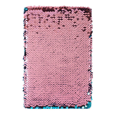 ADKIDZ Reversible Sequin Notebook