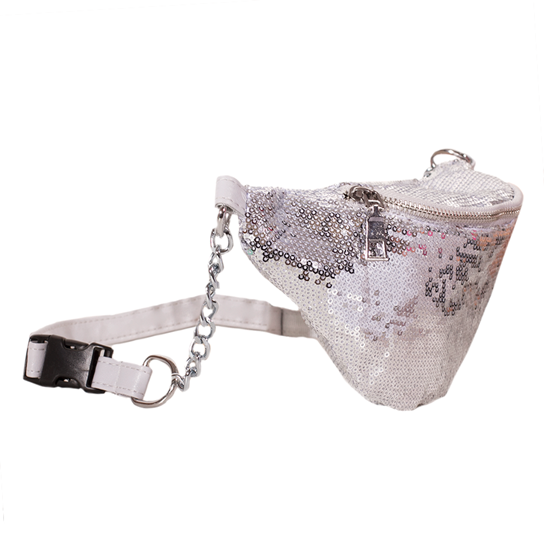 ADKIDZ Sparkly Sequin Belt Bag