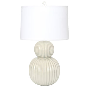 "28""H Holmby Table Lamp - Coventry Grey"