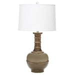 "Load image into Gallery viewer, 30""H Westwood Table Lamp - Smoke"