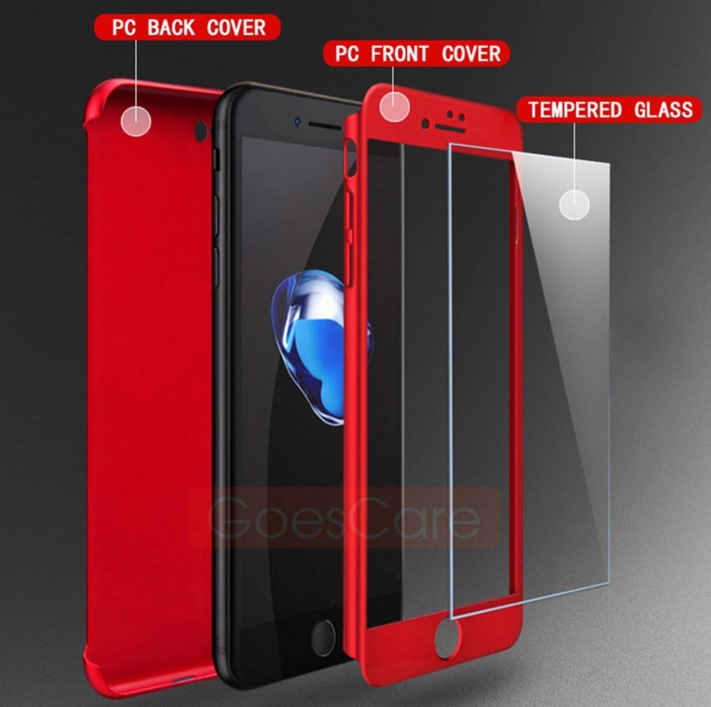 360 protection cover for Samsung & Apple Boughtit.ca Phone Cases & Accessories - Boughtit.ca