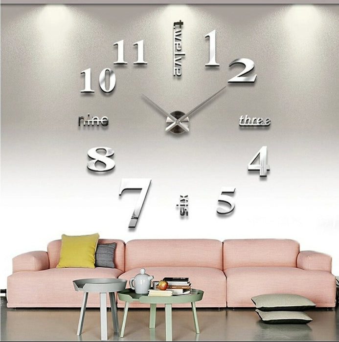 Wall Clock - Do It Yourself