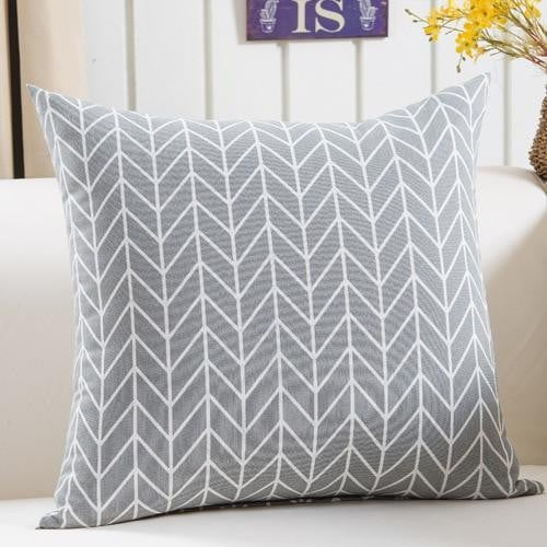 Colorful Geometric pattern Cushion covers