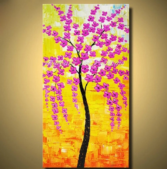 Handmade Oil Painting - Flowers Boughtit.ca Art & Paintings - Boughtit.ca