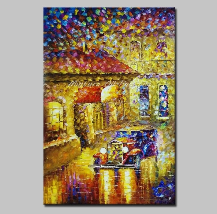 Handmade County Painting Boughtit.ca Art & Paintings - Boughtit.ca