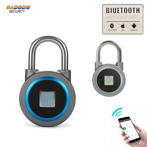 Fingerprint Lock with App Boughtit.ca  - Boughtit.ca