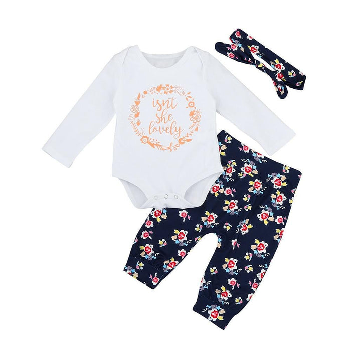 New baby boys and girls clothes Cotton