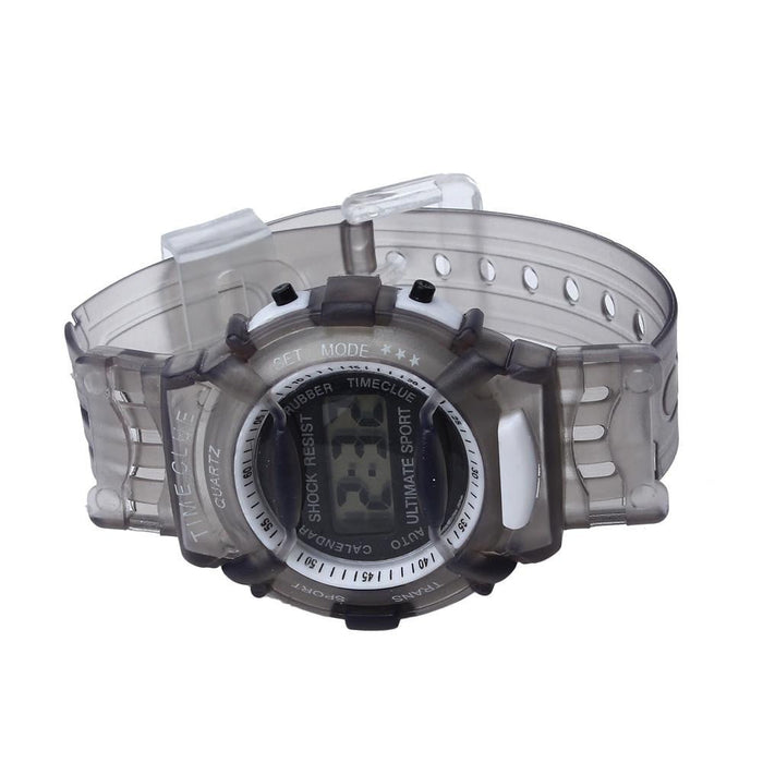 Boys Girls Children Students Waterproof Digital Wrist Sport Watch Boughtit.ca Wrist watch - Boughtit.ca