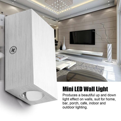 2W LED Wall Light Boughtit.ca Home & Décor - Boughtit.ca