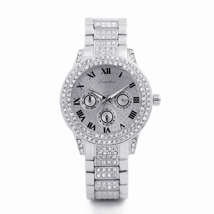 Crystal Watch Boughtit.ca Wrist watch - Boughtit.ca