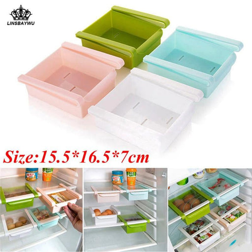 Fridge Space Storage & Organizer Boughtit.ca  - Boughtit.ca